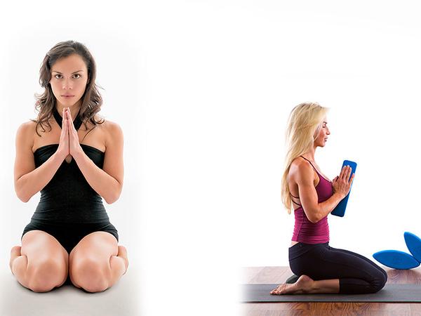 4 Асаны йоги на 7 чакр