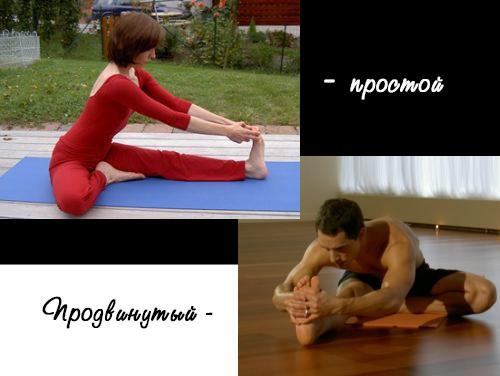6 -Асаны йоги на 7 чакр