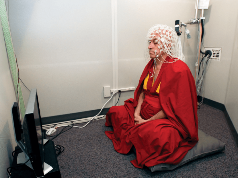 Мозг медитирующего