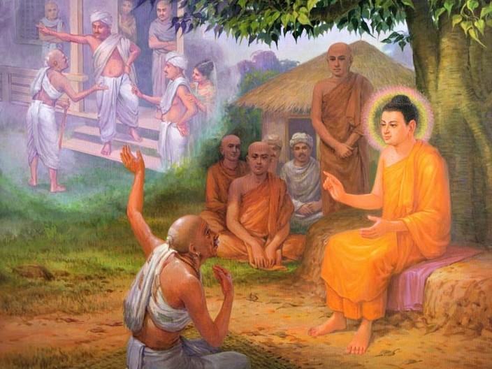 Срединный путь. Буддийская притча