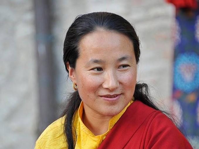 Кхадро-ла. Божественная защитница Тибета