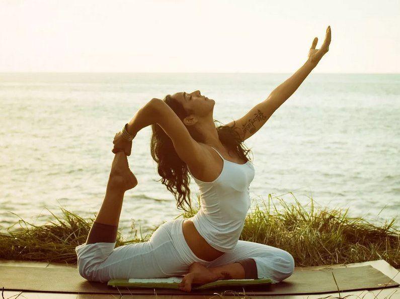 Девять интересных фактов про йогу