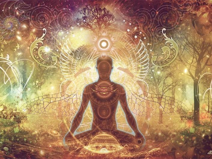 """Техника медитации """"Я Есть"""""""