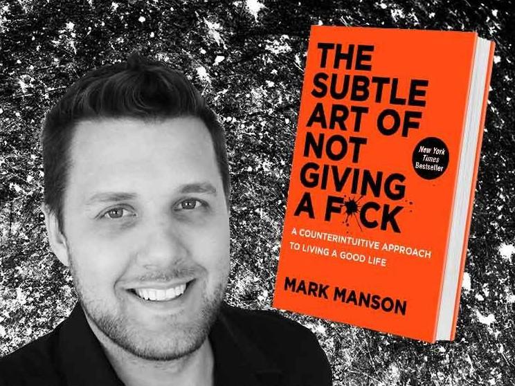 Здоровый пофигизм или вещи, о которых стоит перестать беспокоиться. 3 совета от Марка Мэнсона