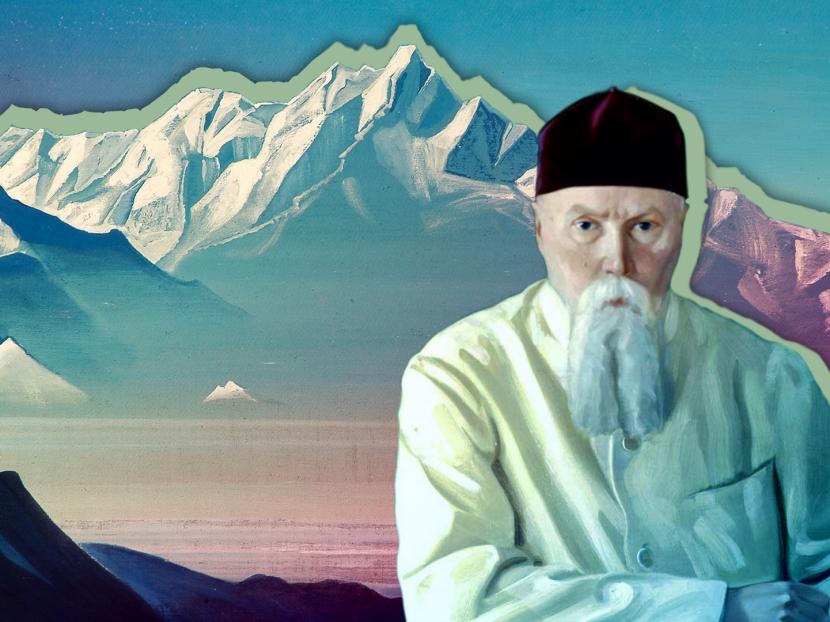 Мистическое учение Рерихов
