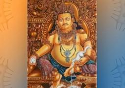 Кубера - Бог богатства и благополучия
