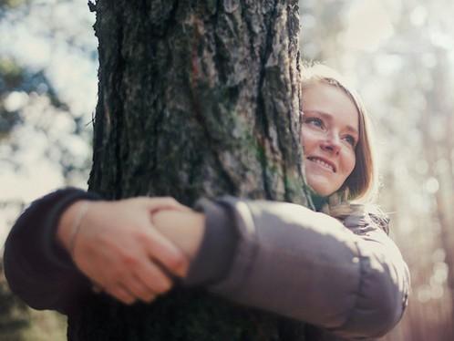 Зачем обнимать деревья: как нам помогает энергия леса